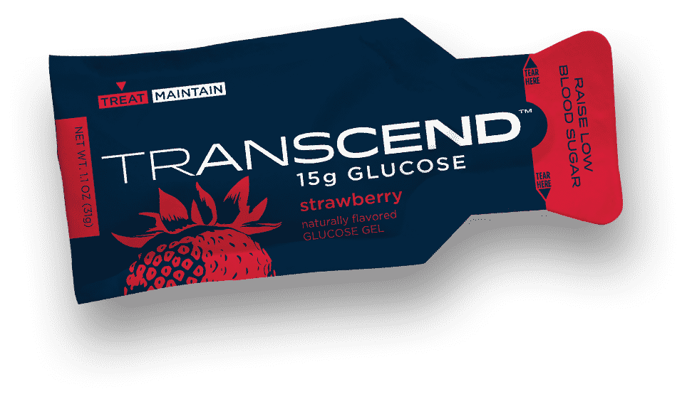 Transcend Strawberry Fruit Pouch