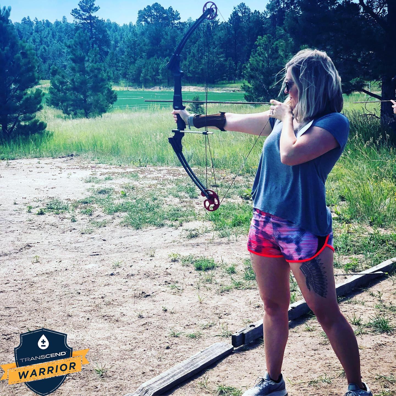 Transcend Warrior – Jennifer Rainey