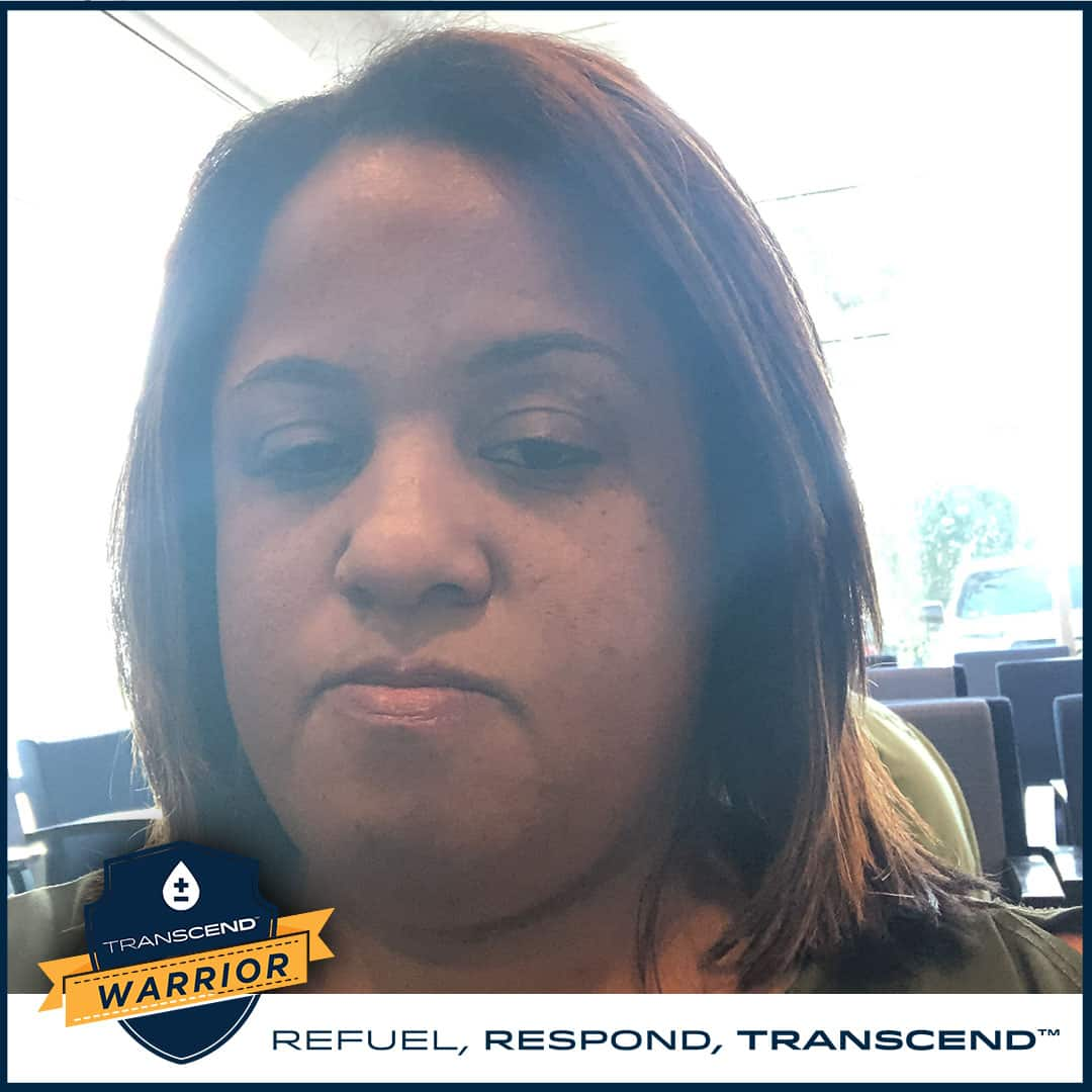Transcend Warrior – Eliete Silva