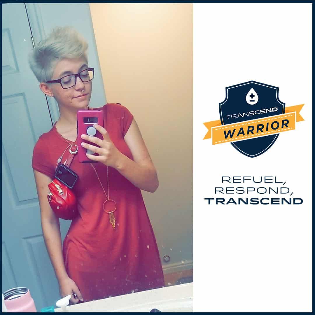 Transcend Warrior – Jessica McRae
